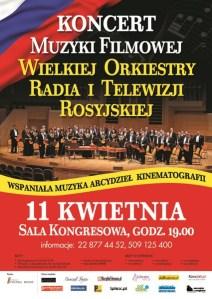Muzyka rosyjska - Wielska Orkiestra Radia i Telewizji Rosyjskiej