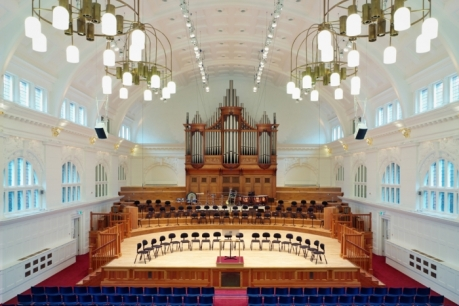6.Amaryllis Fleming Concert Hall