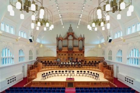 6.Amaryllis Fleming Concert Hall